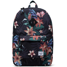 Herschel Heritage Backpack summer floral black